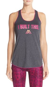 651574a856b43 Large The North Face  Play Hard  Graphic Tank available at  Nordstrom  Nordstrom App