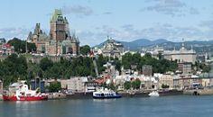 Con más de 400 años de historia, Quebec es una ciudad con decenas de atracciones que incluyen el viejo Quebec, zonas amuralladas y las deliciosas vistas del río San Lorenzo.