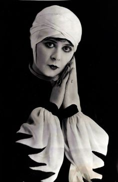 Theda Bara (born Theodosia Burr Goodman, July 29, 1885–April 7, 1955) was an American silent film & stage actress. Bara was one of the most popular actresses of the silent era, and one of cinema's earliest sex symbols. Her femme fatale roles earned her the nickname The Vamp. Bara made more than 40 films between 1914 and 1926, but most were lost in the 1937 Fox vault fire. She retired from acting in 1926 having never appeared in a sound film.