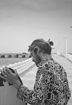 lungscancer: David Rastovich photo: Dustin Ellison