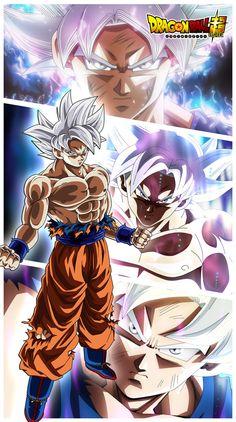 Goku Ui White A by JemmyPranata Nanatsu, Dragon Ball Gt, Super Saiyan, Goku Super, Anime Echii, Anime Mangas, Anime Naruto, Goku Transformations, Goku Ultra Instinct