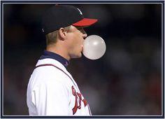 Chipper Jones Baseball Photo Gallery Action Shots with the Atlanta Braves
