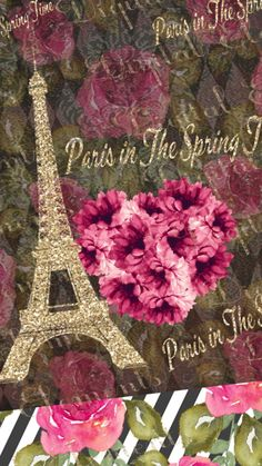 Paris Wallpaper, Trendy Wallpaper, Pink Wallpaper, Cool Wallpaper, Cute Wallpapers, Torre Eiffel Paris, Tour Eiffel, Cellphone Wallpaper, Iphone Wallpaper