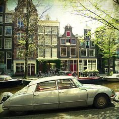 DS in Amsterdam by Kat...
