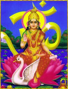 GAYATRI DEVI ॐ Hindu Deities, Hinduism, Indiana, Maa Wallpaper, Gayatri Devi, Kali Mata, Hindu Dharma, Diwali Rangoli, Lord Krishna Images
