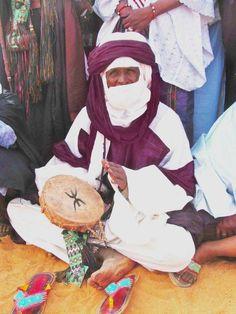 Africa: Timazighin Berber Musician, Morocco