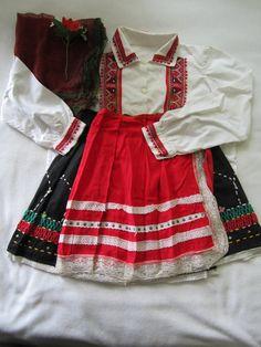 Traditional Kapanska Nosia by GalyaKireva on Etsy, $500.00