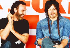 Andrew & Norman, SDCC 2014