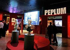 L'Exposition Peplum – Musée gallo-romain de Saint-Romain-en-Gal – Photo Richard Mouillaud