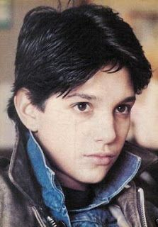 When I loved Ralph Macchio. Loved him in the Karate Kid movies!! He's still got that baby face today!!