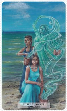 Card of the Day – 3 of Cups – Tuesday, May 11, 2021 – Tarot by Cecelia