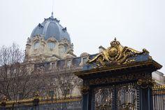 Palais de Justice - TGI - Paris