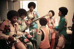 The Jackson 5 and Randy