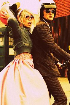 Ten and Rose. Next themed race.