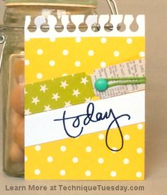 Today Labels Project Life Cards, Tuesday, Card Ideas, Layouts, Tags, Learning, Paper, Projects, Check