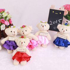 Luggage & Bags 1pcs Cute Mini Dolls Pendant Gift For Mobile Phone Straps Bags Part Accessories Decoration Cute Cartoon Movie Plush Toy Fancy Colours