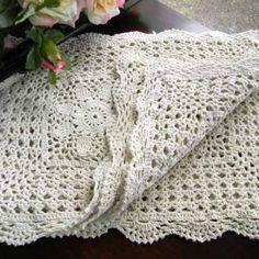 ♥ Vintage Crochet Placemats in Light Tan Crochet Table Mat, Crochet Placemats, Crochet Potholders, Crochet Doilies, Hand Crochet, Crochet Hooks, Knit Crochet, Yarn Projects, Crochet Projects