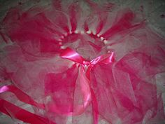 To the Moon and Back: How To Make A Tutu