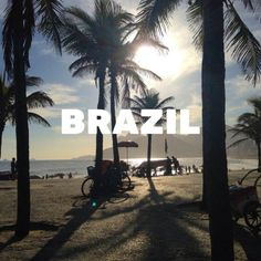 Destination Brazil The Borderless Project
