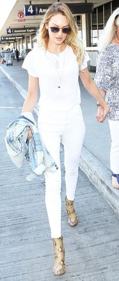 Candice+Swanepoel's+Best+Model-Off-Duty+Moments+via+@WhoWhatWear