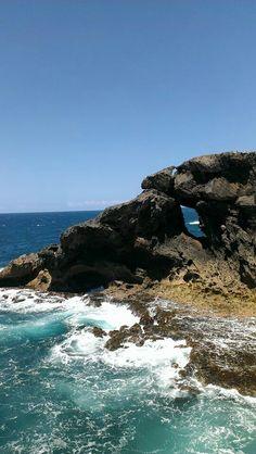 Another view...Indian Cave located in Arecibo, Puerto Rico ( La Cueva del Indio).....photo by Michael Maya