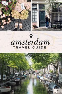 Your complete travel guide to Amsterdam; tips for Amsterdam; must do in Amsterdam; Amsterdam travel tips Amsterdam Travel Guide, Visit Amsterdam, Europe Travel Tips, Places To Travel, Travel Destinations, Places To Go, Hotel Amsterdam, Travel Guides, Amsterdam Things To Do In