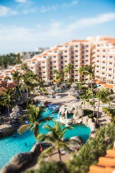 Playa Linda Resort, Aruba http://www.playalinda.com/