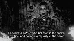 After dropping what many consider to be a feminist album, Beyoncé has now written about gender equality for The Shriver Report. | Beyoncé Wants Everyone To Stop Buying In To The Myth Of Gender Equality