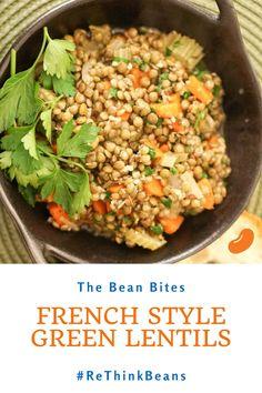 Lentil Recipes, Veggie Recipes, Vegetarian Recipes, Cooking Recipes, Chef Recipes, Best Side Dishes, Vegetable Side Dishes, Side Dish Recipes, Amigurumi