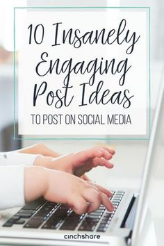 Are you wondering what you should be posting on social media to receive the best visibility and engagement for your business? Read our latest blog post where we share 10 types of posts that will supercharge your success!