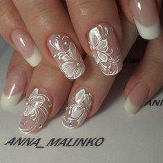 Incredible Nail Art Creations by Anna Malinko!