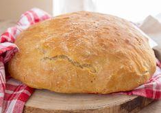 Pane Panelle Recipe, Tortillas Veganas, Focaccia Pizza, Lemon Drop Cookies, Easy Holiday Recipes, No Knead Bread, Croatian Recipes, Biscotti, Bread Machine Recipes