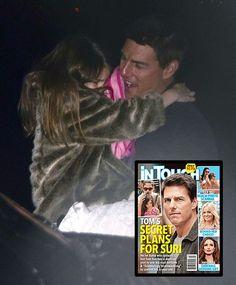 Tom Cruise's Secret Plans For Suri Exposed
