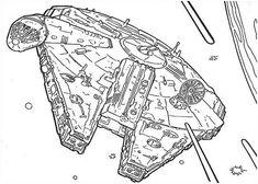 41 Ideas De Aviones Para Colorear Dibujos De Star Wars Dibujos Aviones