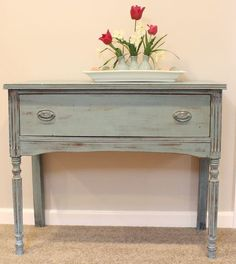Image result for furniture transformations foyer table