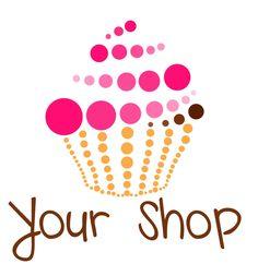 Cupcake Bakery Logo Ideas Best Of Premade Cupcake Logo Design by Karmaimaging On Etsy Of Cupcake Bakery Logo Ideas Fresh Bakery Logo Design Custom Logo Cupcake Logo, Cupcake Bakery, Creative Logo, Creative Design, Cupcake Decorating Party, Cupcake Factory, Baking Logo, Bakery Logo Design, Blog Logo