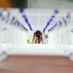 track and field: running  Bob Martin photography  | from: http://www.facebook.com/Sportaficianado