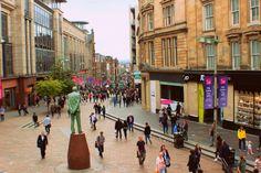 Glasgow City Centre, Street View