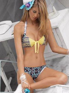 Maaji Swimwear: Yellowcination Swimsuit