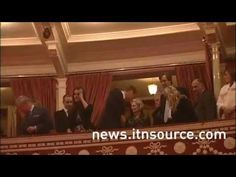 At Royal Albert Hall: Kate Middleton asks Prince William if he's singing ('God Save the Queen') - YouTube