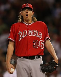 Faces of Jered Weaver?  :p