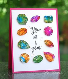 you are a gem
