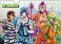 Image de anime, nanbaka, and comic