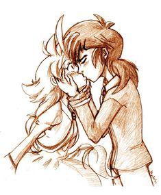 Princess Tutu Anime, Princesa Tutu, Romantic Couples, Kiss, Shoujo, Otaku, Creepy, Fandoms, Manga