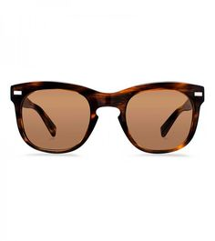 Sayles in Sugar Maple from the Warby Parker Ocean Avenue Collection