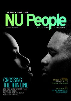 Black Love Issue | October/November 2014 #NUPeople