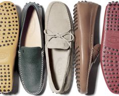 My go-to => Tod's
