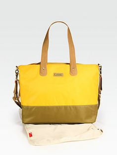 Storksak Colorblocked Diaper Bag on shopstyle.com
