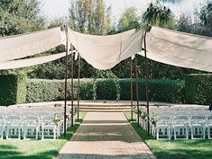 Al Fresco Maravilla Gardens Wedding