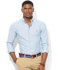 Ótimo fit e o cinto ajuda a ser casual - look todo, seja calça ou bermuda